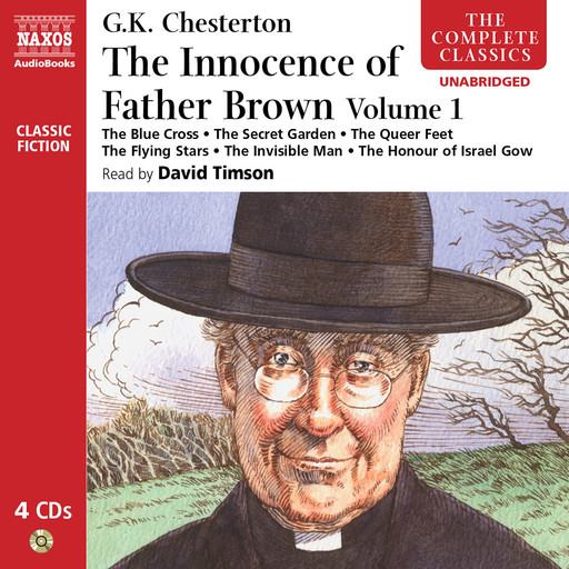Innocence of Father Brown – Volume 1, The (unabridged), G.K.Chesterton