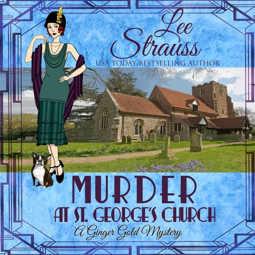 Murder at St. George's Church, Lee Strauss