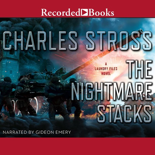 The Nightmare Stacks, Charles Stross