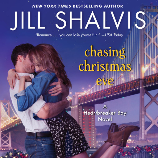Chasing Christmas Eve, Jill Shalvis