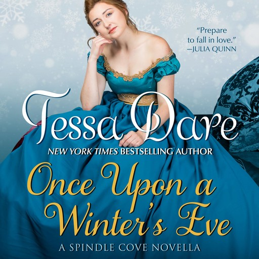 Once Upon a Winter's Eve, Tessa Dare
