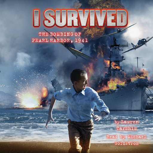 I Survived #04: I Survived the Bombing of Pearl Harbor, 1941, Lauren Tarshis