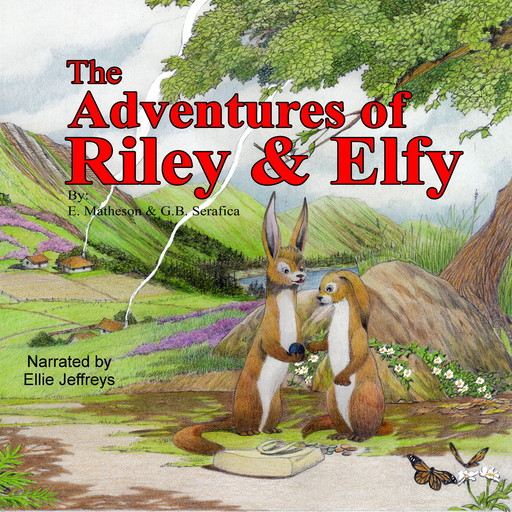 The Adventures of Riley and Elfy, Ellie Jeffreys