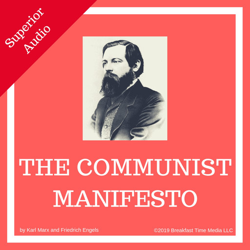The Communist Manifesto, Friedrich Engels, Karl Marx