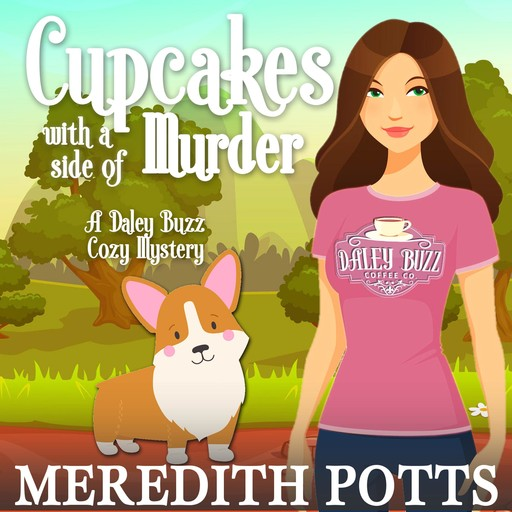 Cupcakes with a Side of Murder, Meredith Potts