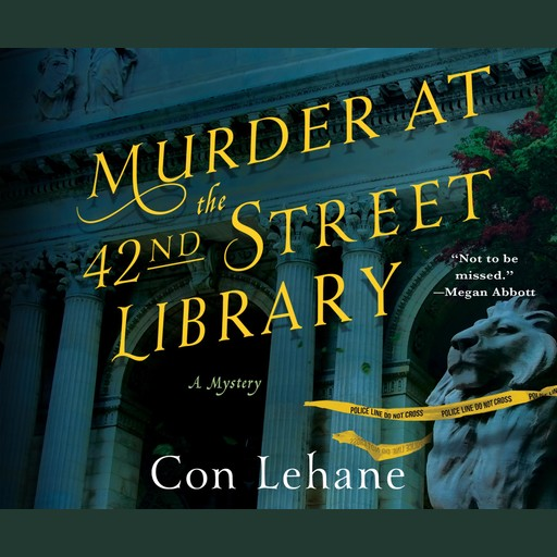 Murder at the 42nd Street Library, Con Lehane