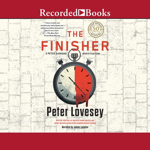 The Finisher, Peter Lovesey