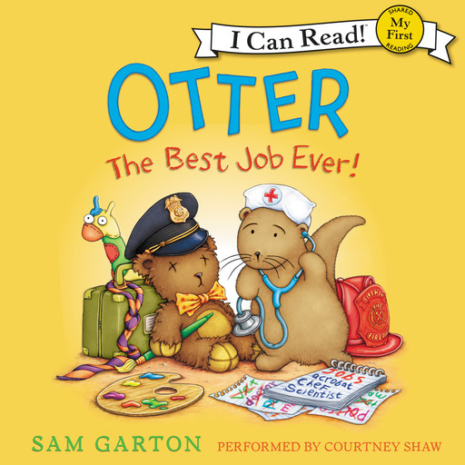 Otter: The Best Job Ever!, Samuel Garton