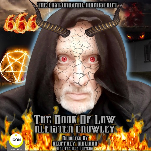 The Book of Law; Aleister Crowley, The Lost Original Manuscript, Aleister Crowley