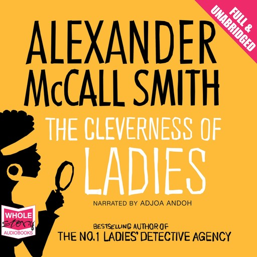 The Cleverness of Ladies, Alexander McCall Smith