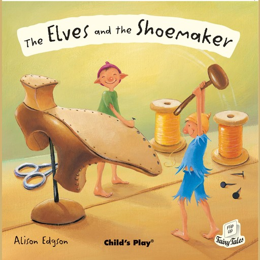 The Elves and the Shoemaker, Alison Edgson