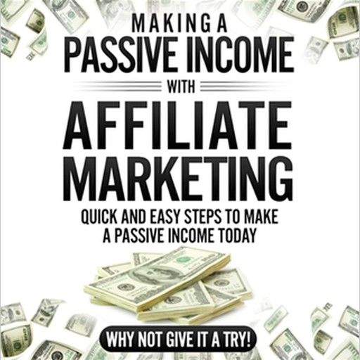 Making a Passive Income With Affiliate Marketing, Affiliate Links