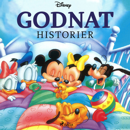 Disneys godnathistorier, - Disney