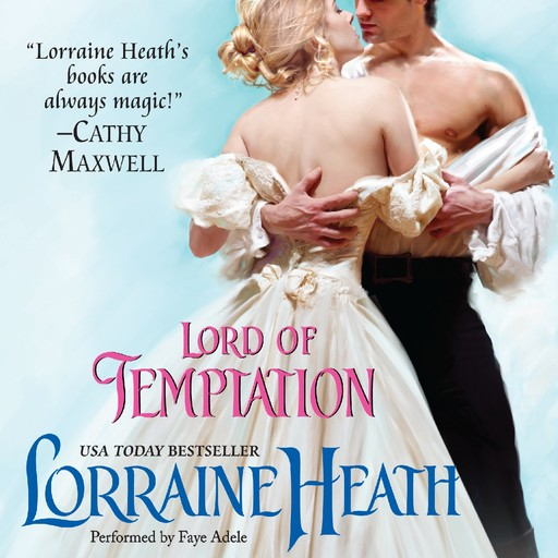 Lord of Temptation, Lorraine Heath