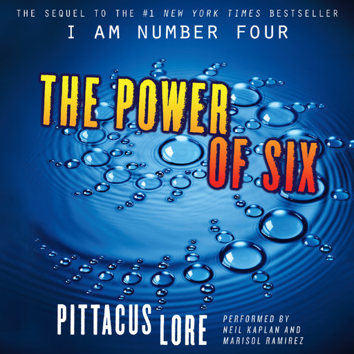 The Power of Six, Pittacus Lore