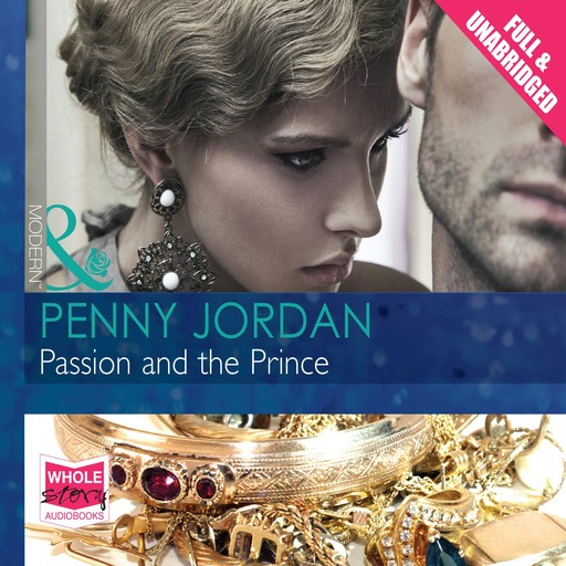 Passion and the Prince, Penny Jordan