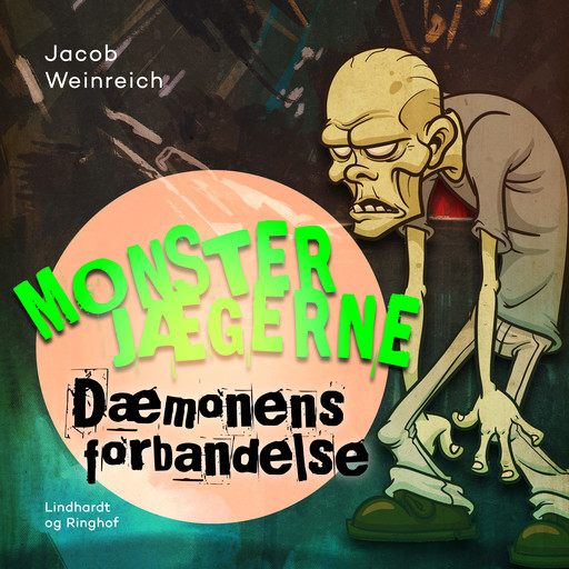 Monsterjægerne - Dæmonens forbandelse, Jacob Weinreich
