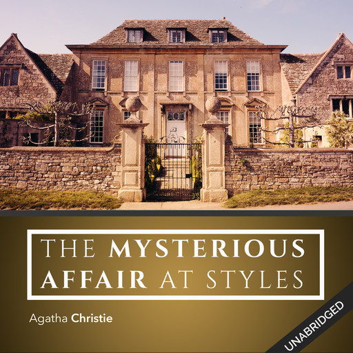 Mysterious Affair at Styles, Agatha Christie