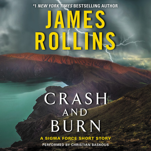 Crash and Burn, James Rollins