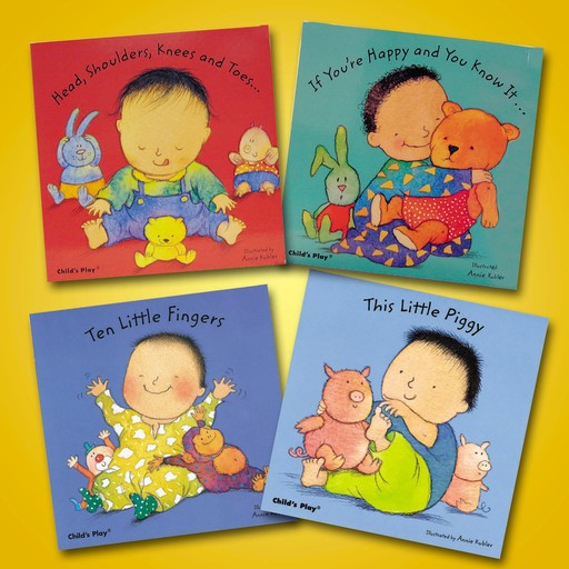 Songs from Baby Board Books, Child's Play