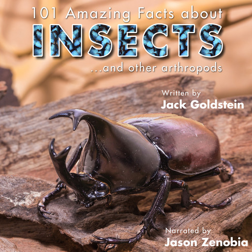 101 Amazing Facts about Insects, Jack Goldstein