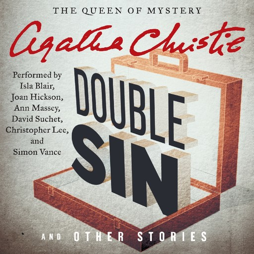 Double Sin and Other Stories, Agatha Christie