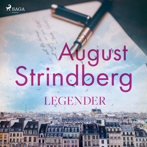 Legender, August Strindberg