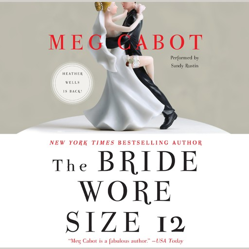 The Bride Wore Size 12, Meg Cabot