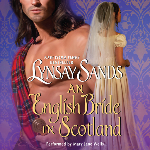 An English Bride in Scotland, Lynsay Sands