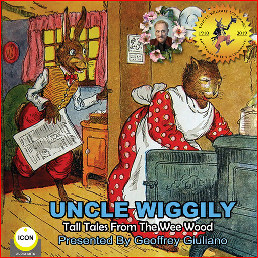 Uncle Wiggily Tall Tales From The Wee Wood, Howard Garis