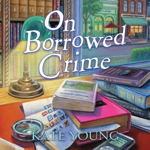 On Borrowed Crime, Kate Young