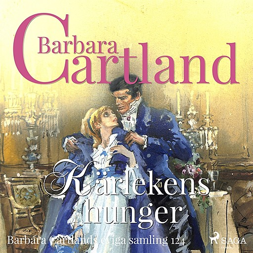 Kärlekens hunger, Barbara Cartland
