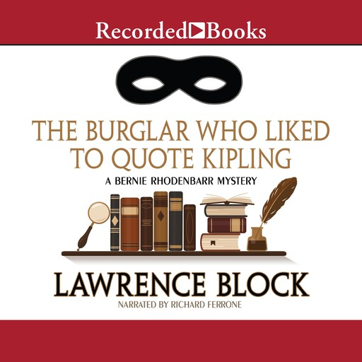 The Burglar Who Liked to Quote Kipling, Lawrence Block