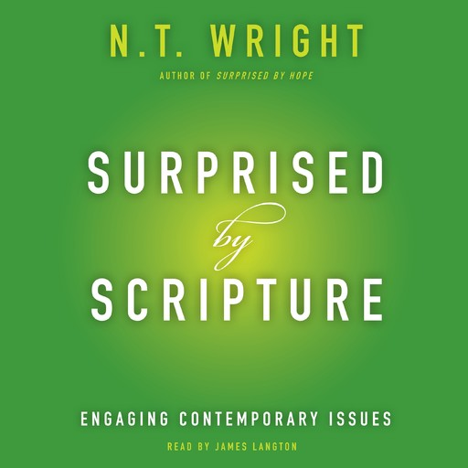 Surprised by Scripture, N.T.Wright