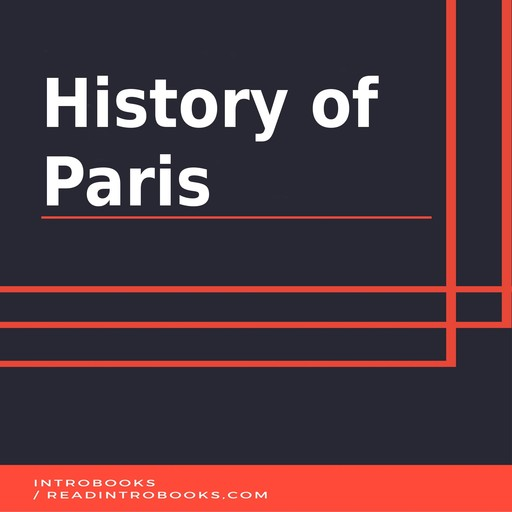 History of Paris, IntroBooks
