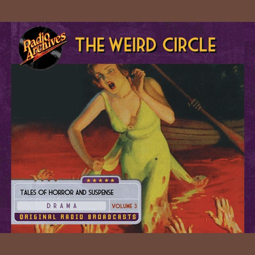 The Weird Circle, Volume 3, Various, Ziv Productions