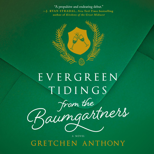Evergreen Tidings from the Baumgartners, Gretchen Anthony