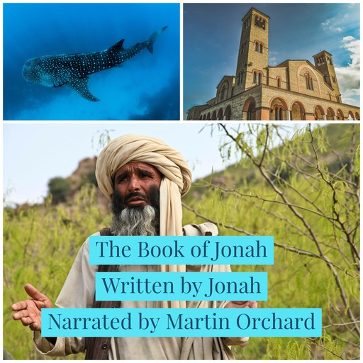 Book of Jonah, The - The Holy Bible King James Version, Martin Orchard