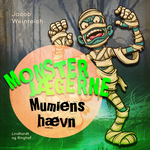 Monsterjægerne - Mumiens hævn, Jacob Weinreich
