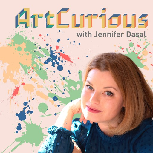 """A Little Curious #10: Are You A Little Curious... About """"Breaking Barriers?"""", ArtCurious, Jennifer Dasal"""