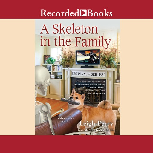 Skeleton in the Family, Leigh Perry