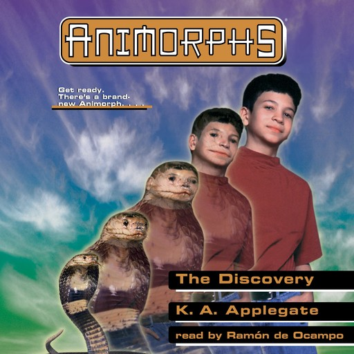 The Discovery (Animorphs #20) (Unabridged edition), K.A.Applegate