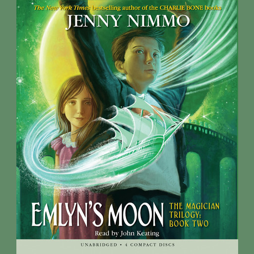 The Magician Trilogy Book #2: Emlyn's Moon, Jenny Nimmo