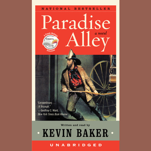 Paradise Alley, Kevin Baker