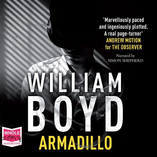 Armadillo, William Boyd