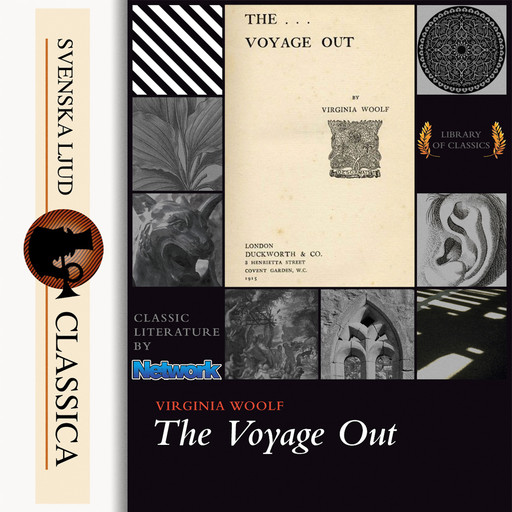 The Voyage Out, Virginia Woolf