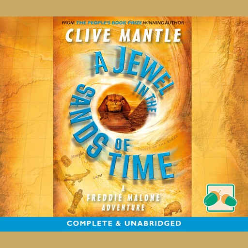 A Jewel in the Sands of Time, Clive Mantle