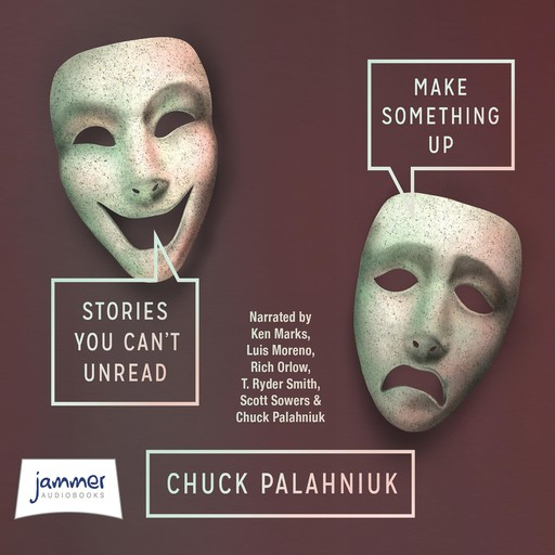 Make Something Up, Chuck Palahniuk