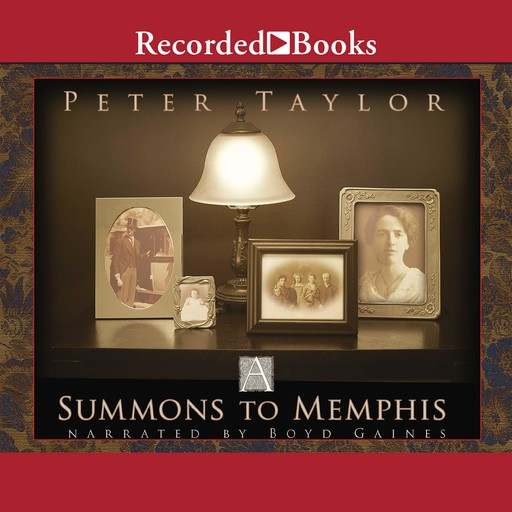 A Summons to Memphis, Peter Taylor