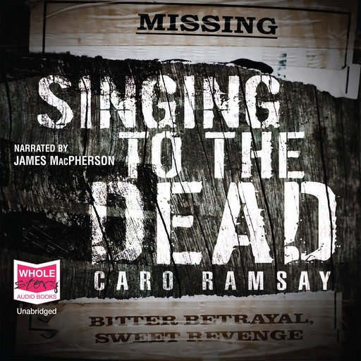 Singing to the Dead, Caro Ramsay